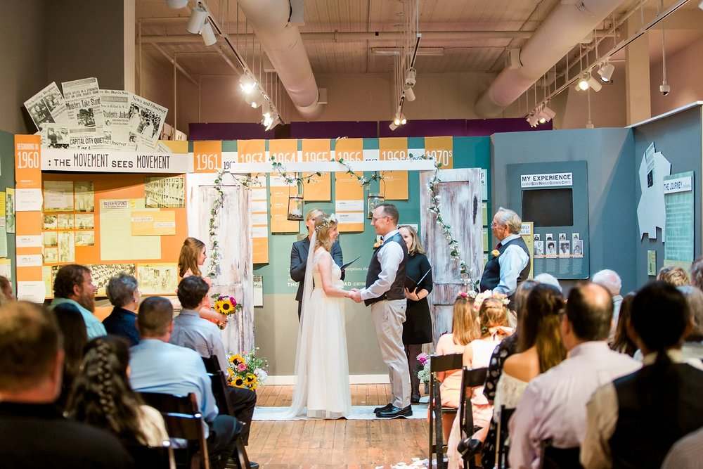 city of raleigh museum wedding ceremony