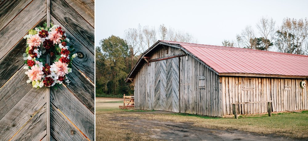 Goldsboro Bridge Battlefield Barn by Rachael Bowman Photography