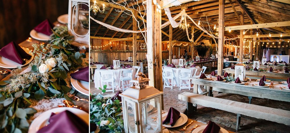 goldsboro bridge battlefield barn wedding reception
