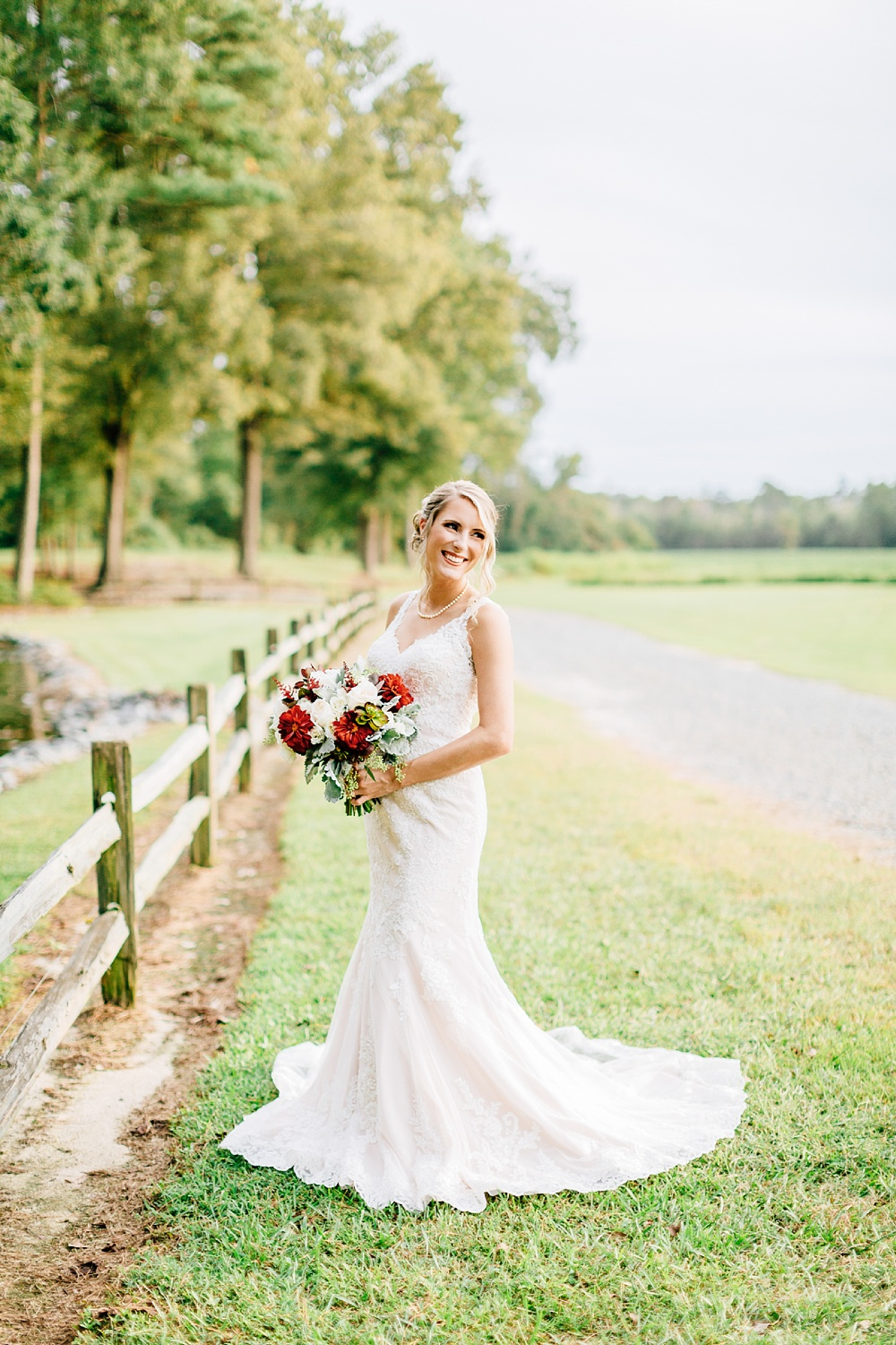 stella york bridal gown portrait by rachael bowman photography