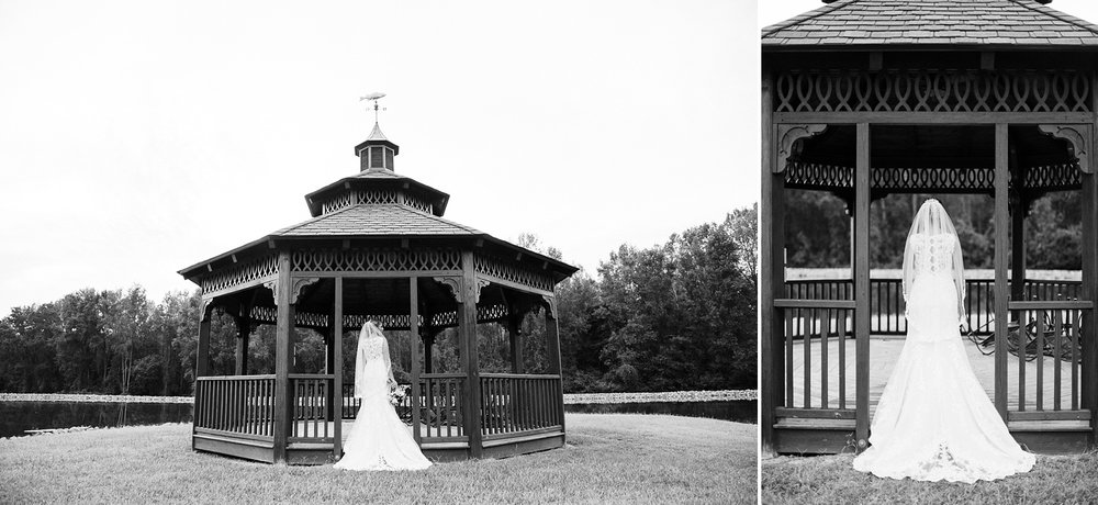 Bridal session in Goldsboro, NC