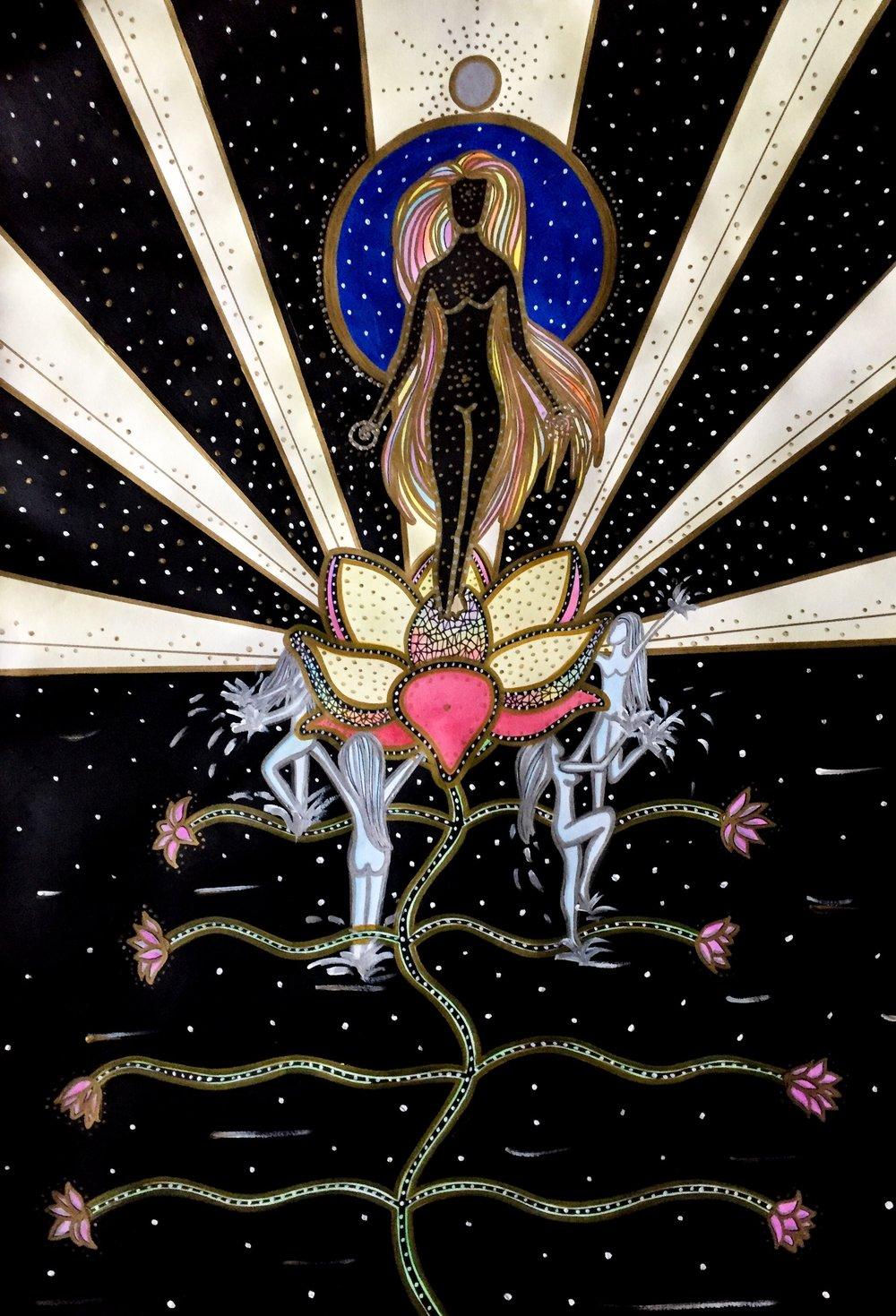 Divinidad Femenina