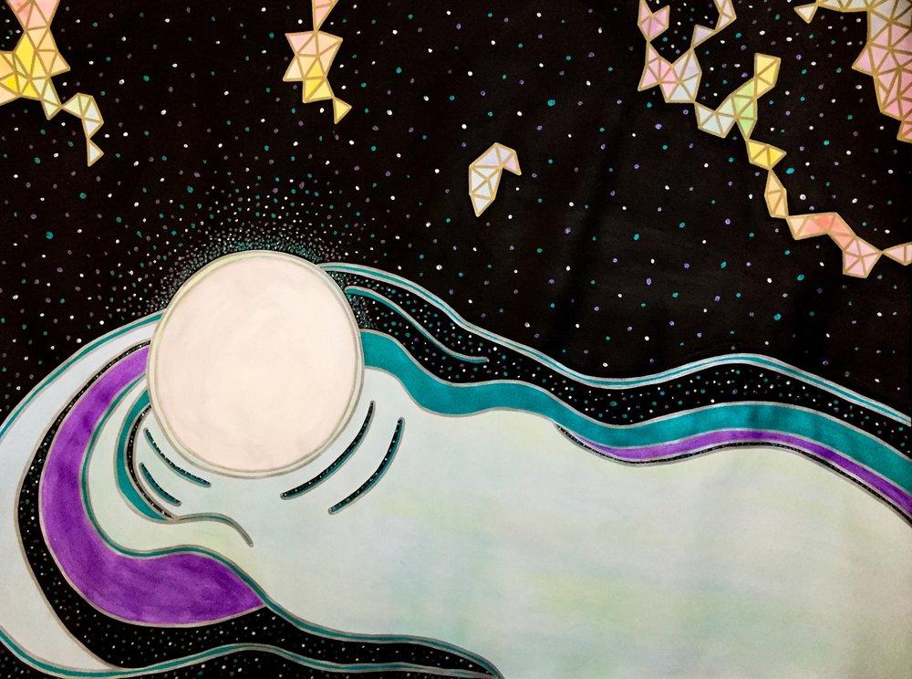 Moon of Primordial Awareness
