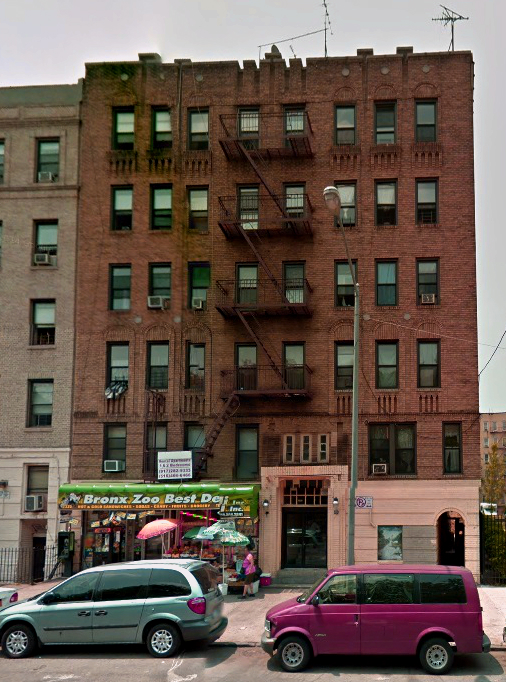 ▹Bronx, NY ▹$2,400,000 ▹Permanent Financing ▹26 unit Mixed Use Multifamily
