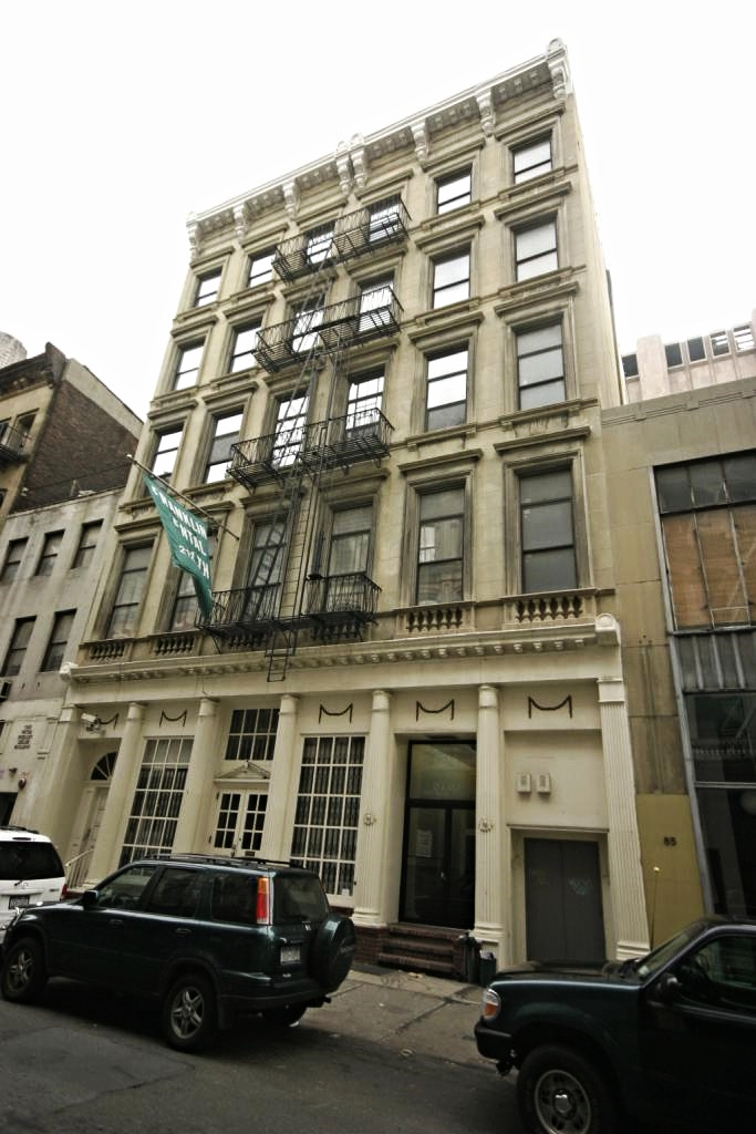 ▹Tribeca, NY ▹$8,000,000 ▹Permanent Financing ▹12 Unit Multifamily