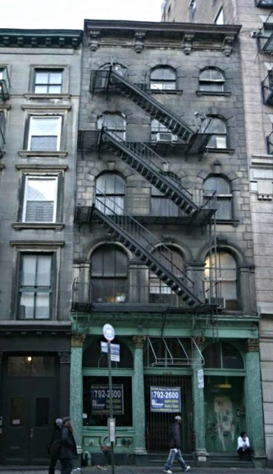 ▹Tribeca, NY ▹$4,500,000 ▹Permanent Financing ▹4 unit Multifamily