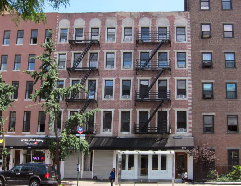 ▹Midtown West, NY   ▹$2,000,000 ▹Permanent Financing   ▹9 unit mixed use multifamily