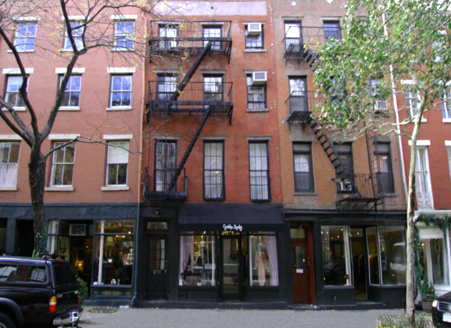 ▹West Village, NY   ▹$3,500,000 ▹Permanent Financing ▹4 unit Mixed Use Multifamily
