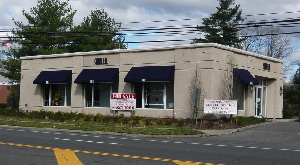 ▹Greenvale, NY ▹$2,723,400 ▹Purchase Financing  ▹5,000 sqft Retail