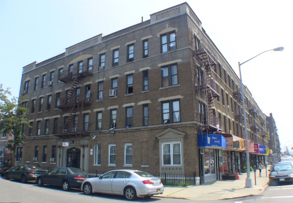 ▹Brooklyn, NY ▹$7,000,000 ▹Permanent Financing ▹37 mixed use Multifamily