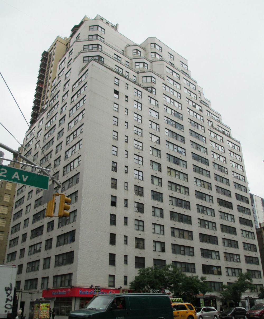 ▹Midtown East, NY   ▹$71,000,000   ▹Permanent Financing ▹240 unit Multifamily