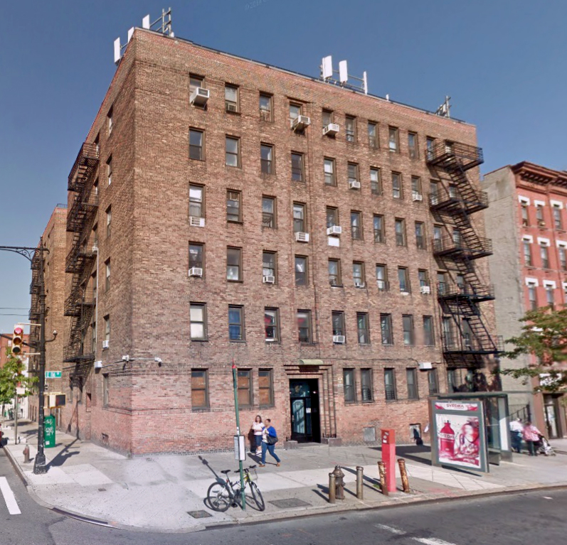 ▹  East Harlem, NY   ▹  $5,000,000   ▹  Permanent Financing   ▹  48 unit mixed use Multifamily