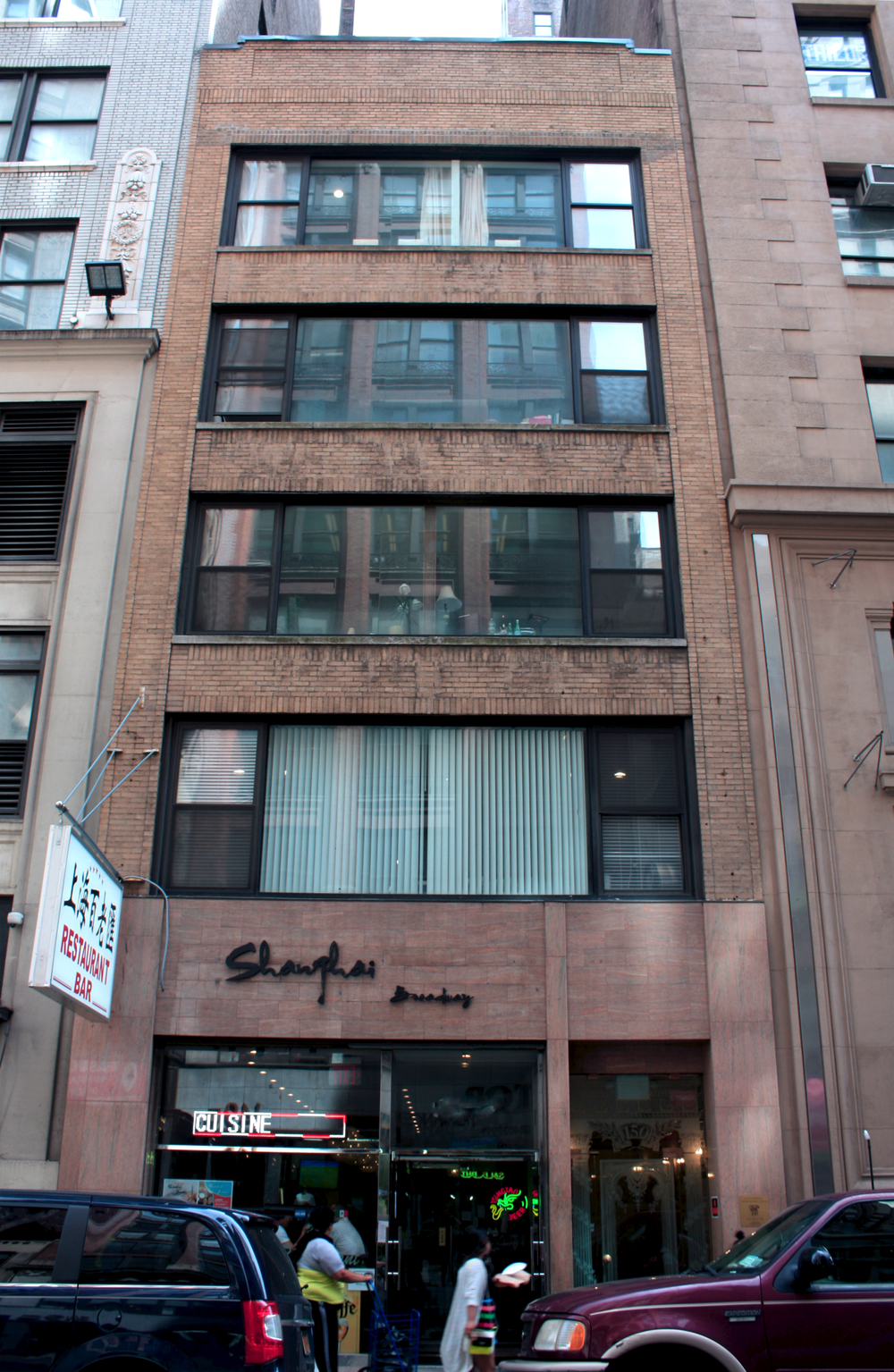 ▹  Midtown West, NY    ▹  $3,000,000   ▹  Permanent Financing   ▹  10,000 sqft retail