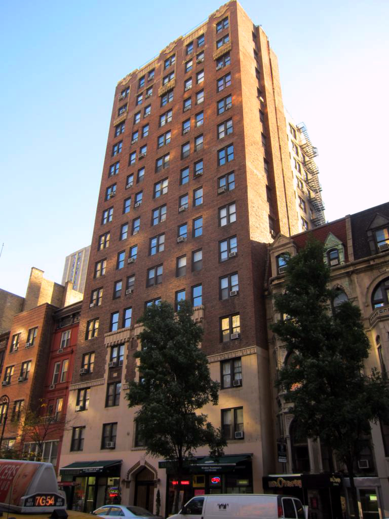 ▹  Upper West Side, NY   ▹  $14,500,000   ▹  Permanent Financing   ▹  88 unit mixed use multifamily