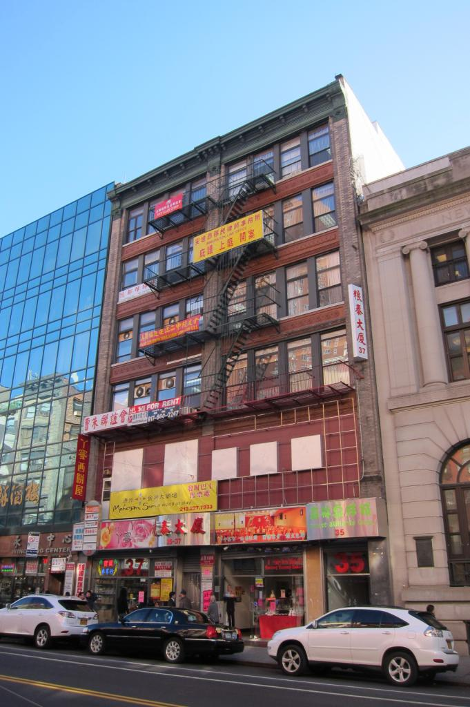 ▹  Lower East Side, NY   ▹  $12,500,000   ▹  Acquisition Financing   ▹  24,000 sqft Office