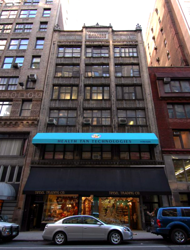 ▹Midtown West, NY ▹$11,000,000 ▹Bridge and Purchase Financing   ▹73,000 sqft Commercial Use