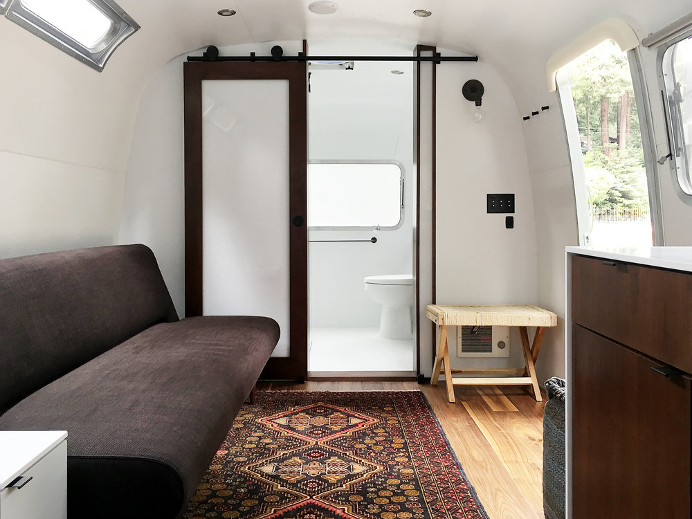 ANACAPA CUSTOM AIRSTREAM INTERIORS Interesting Airstream Interior Design