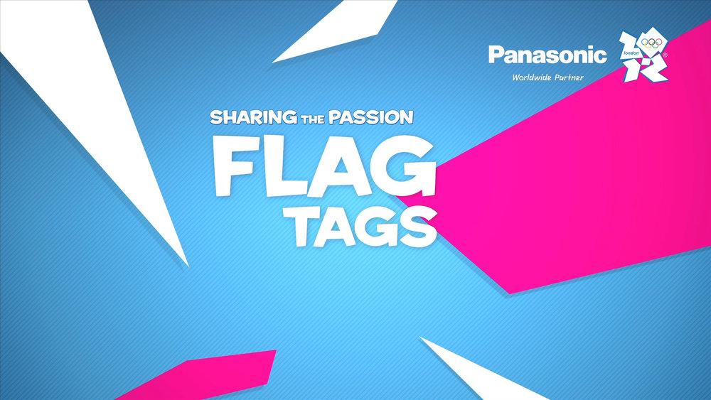 Panasonic Flag Tag