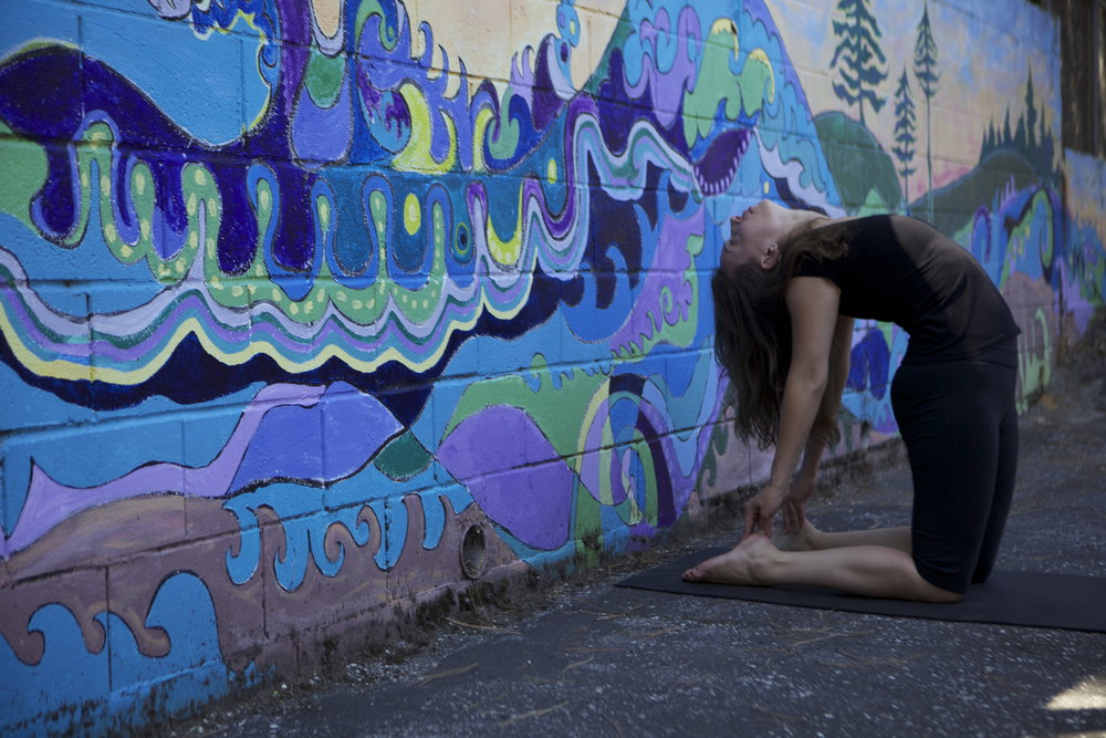 "Leah Kaplan ""After Work Yoga Flow"" at Yoga Works Novato"