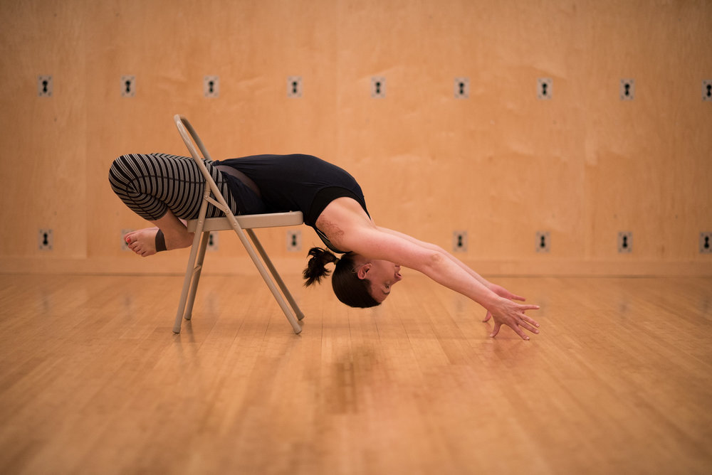 "Leah Kaplan ""Align Yoga"" at The Luma Center"