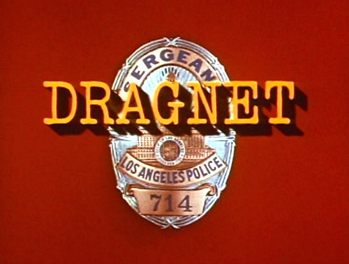"2. DRAGNET Since being introduced to the series on the radio via my local NPR station's ""Big Broadcast"" on Sunday evenings, my whole life has been changed by Dragnet. I love the stories and the storytelling, and Sgt. Friday is that dude.  If you prefer to watch it rather than listen to it, you can catch all episodes on Netflix and Hulu."