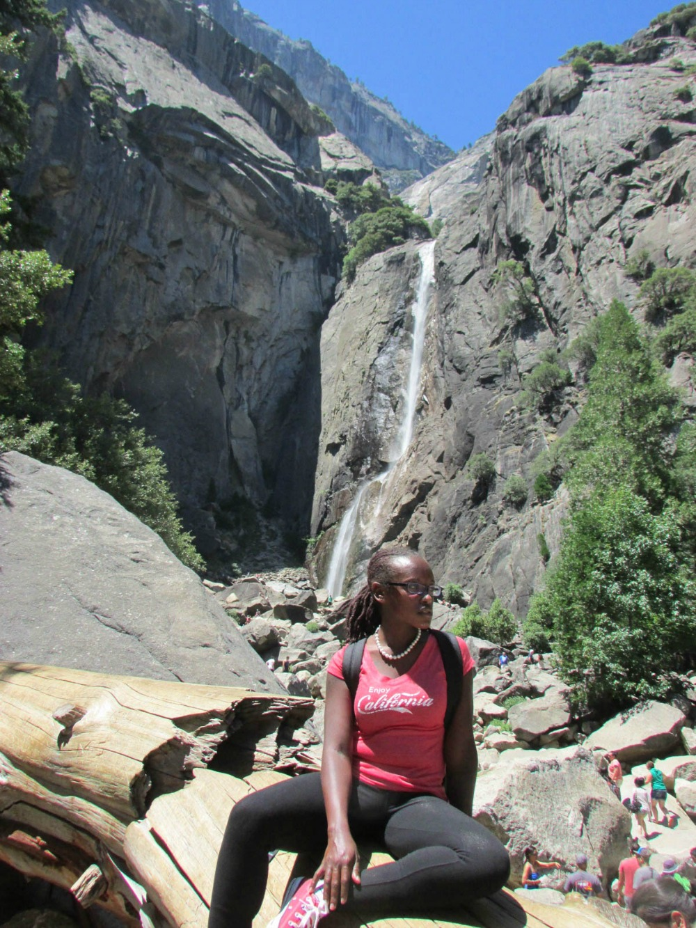 Keila Does Yosemite 8
