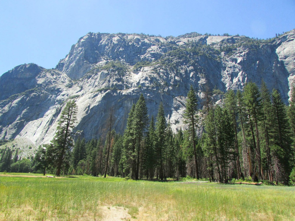Keila does Yosemite 10