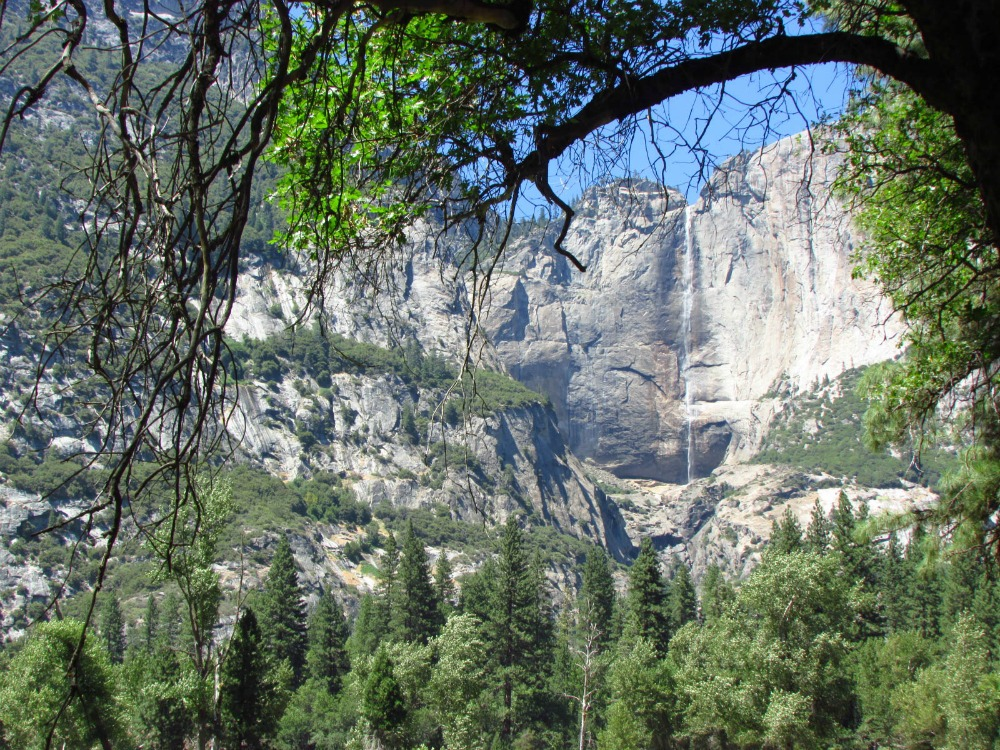 Keila does Yosemite 13