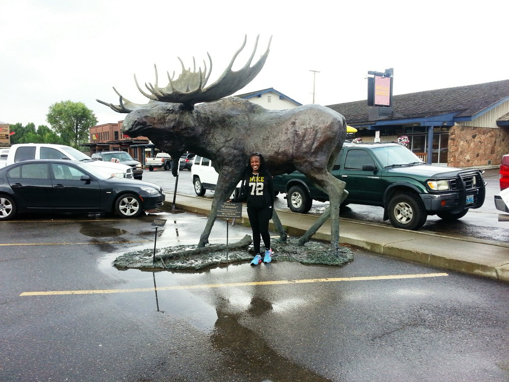 Keila Moose Wyoming