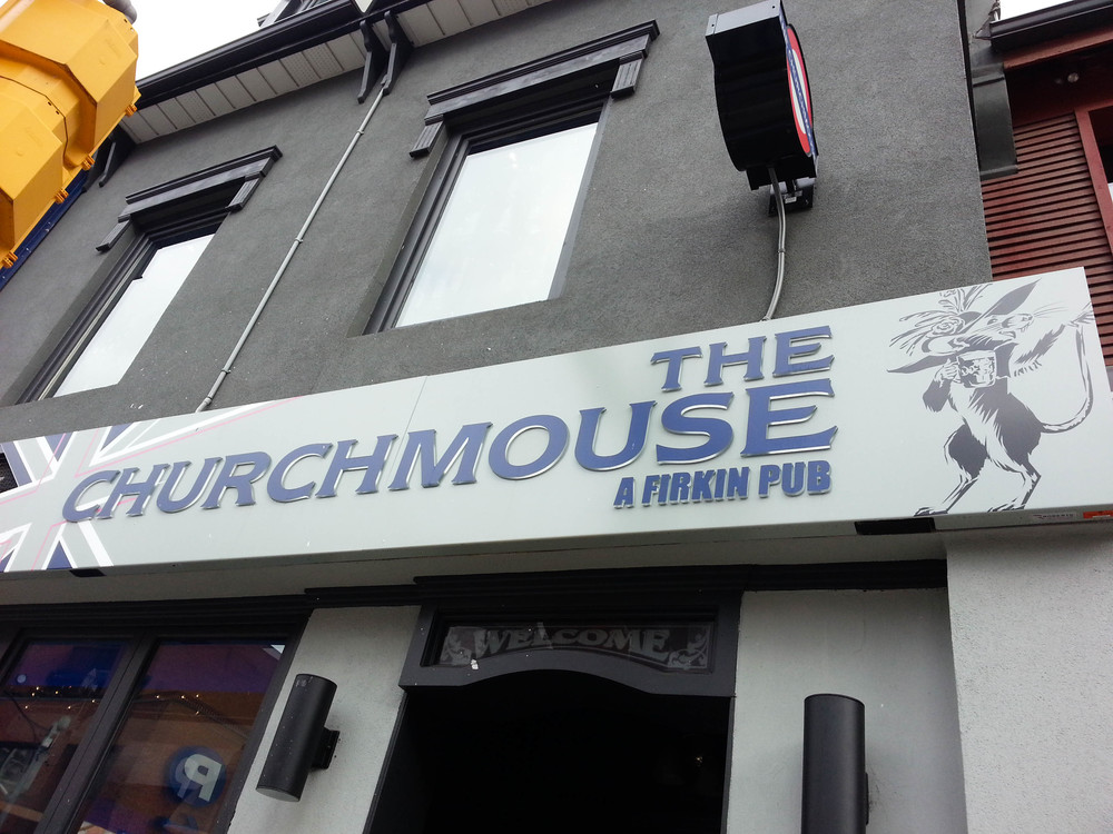 The Churchmouse Toronto
