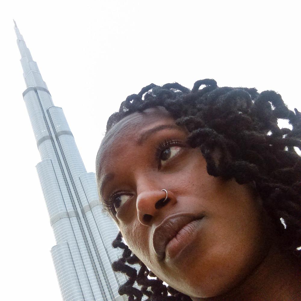 Keila Burj Khalifa