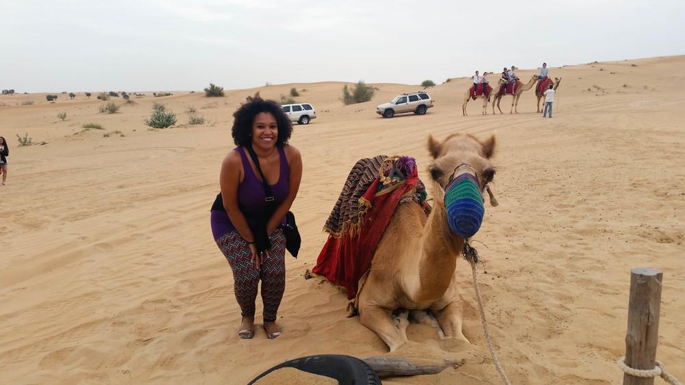 Camel + Solana
