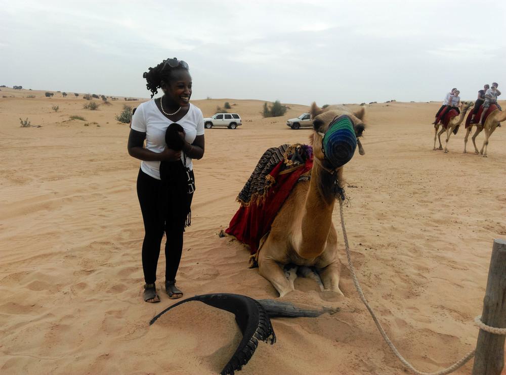 Camel + Keila