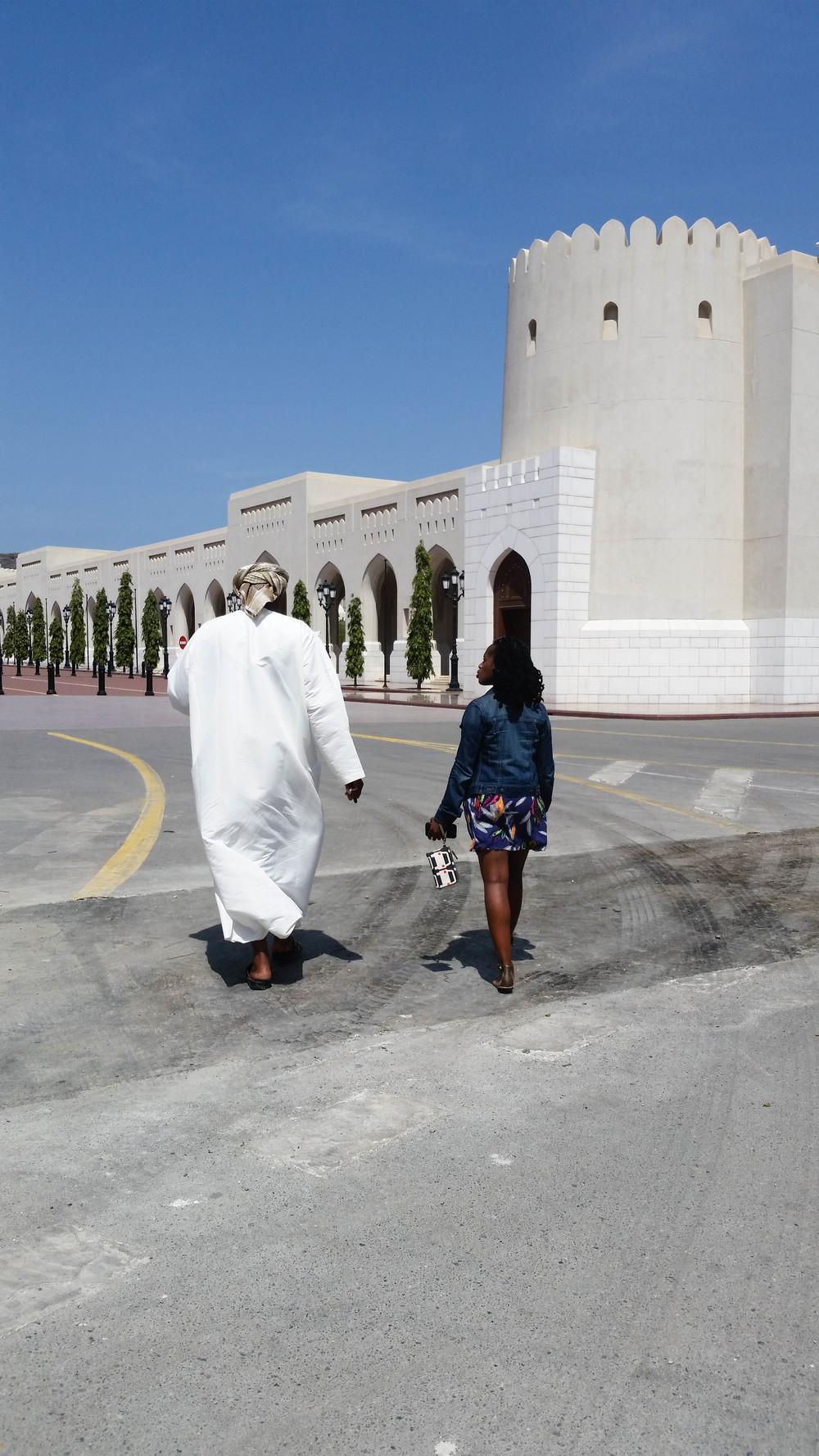 Port Sultan Qaboos - Muscat