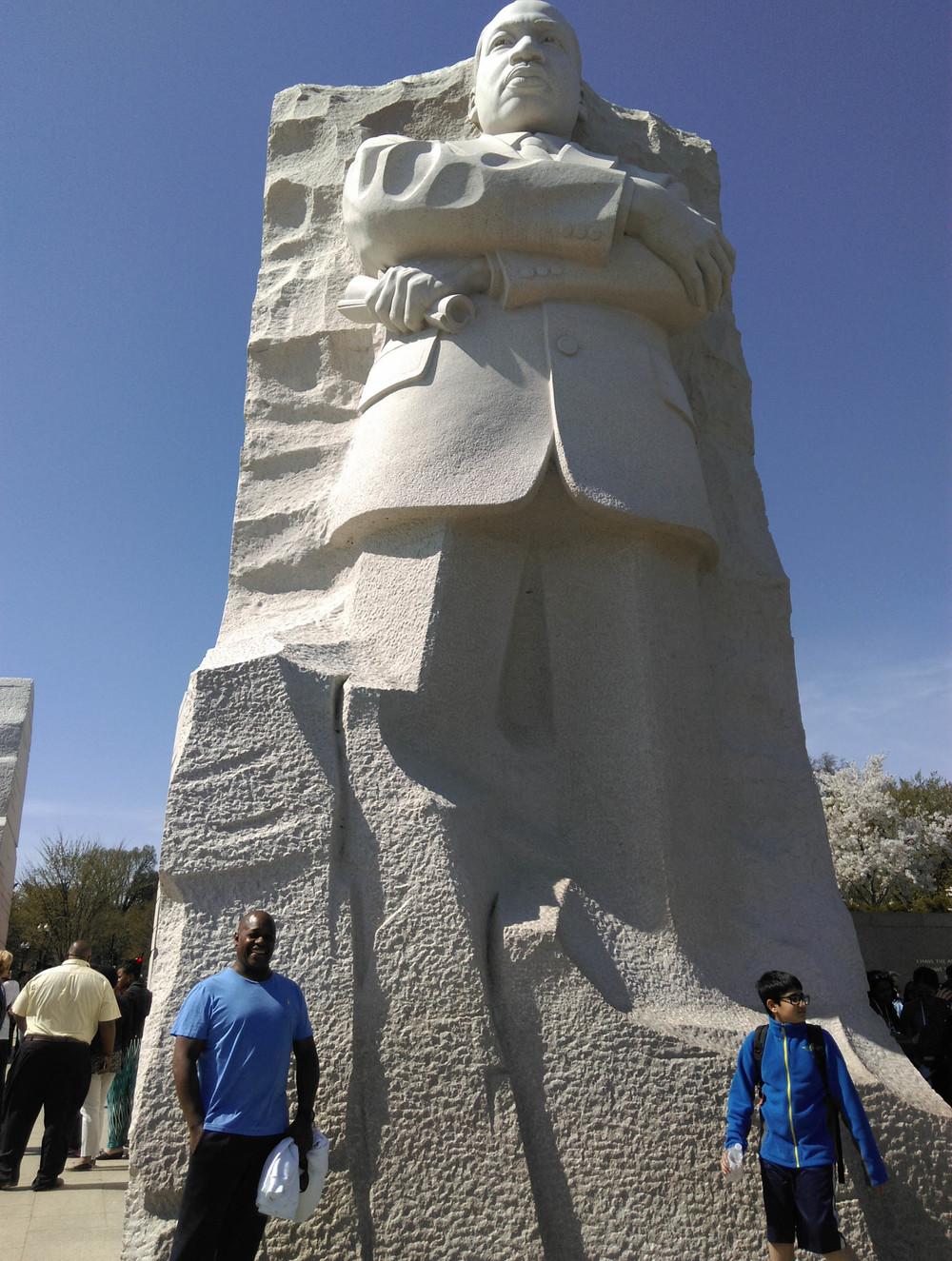 Daddy MLK Memorial