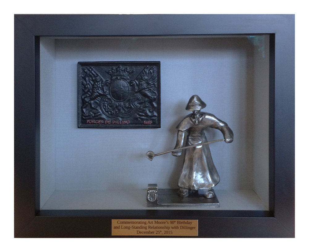 90th Birthday and Professional Relationship Commemoration Award Shadowbox1676 .jpg