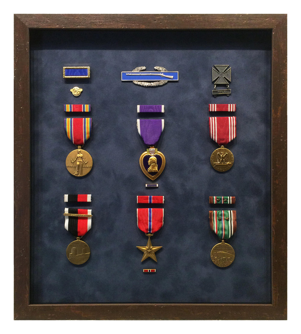 WW II Military Medals.jpg