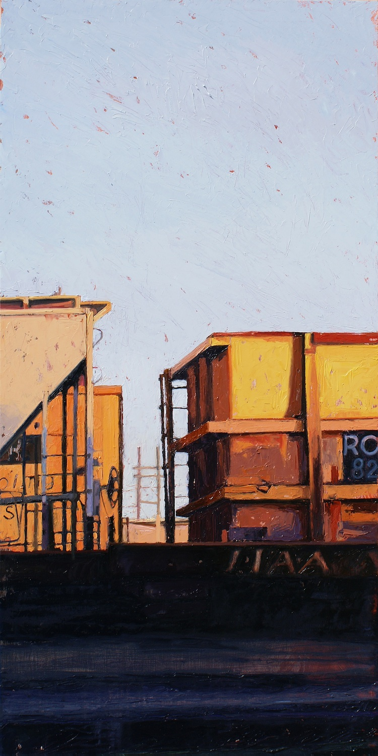 Trainyard No. 8