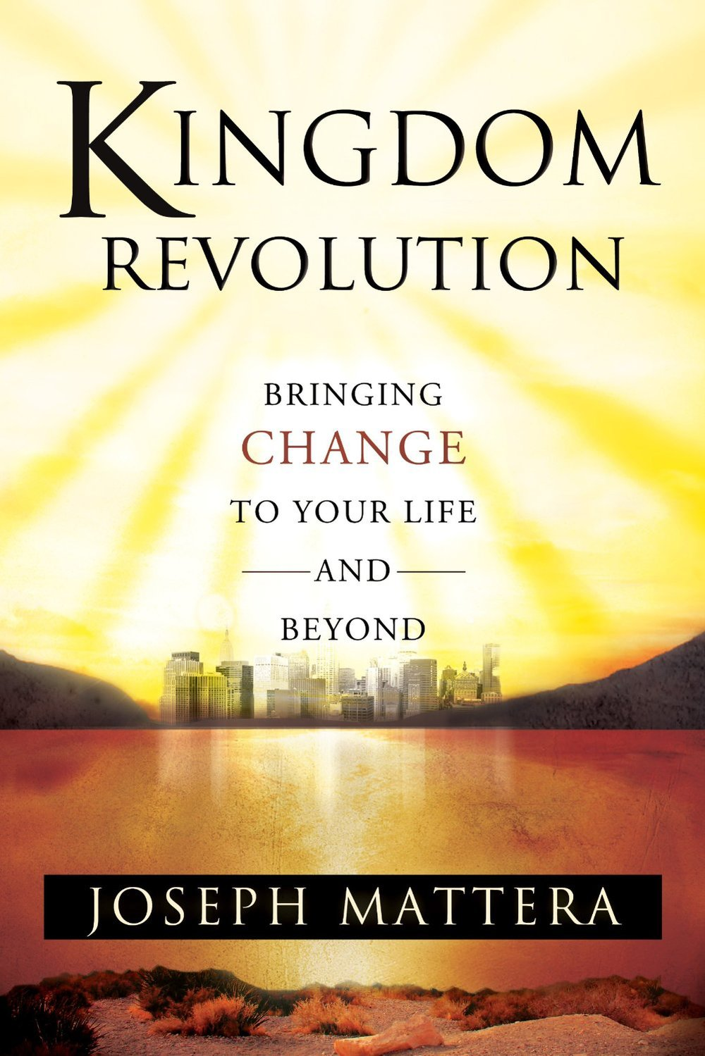 Kingdom Revolution Joseph Mattera