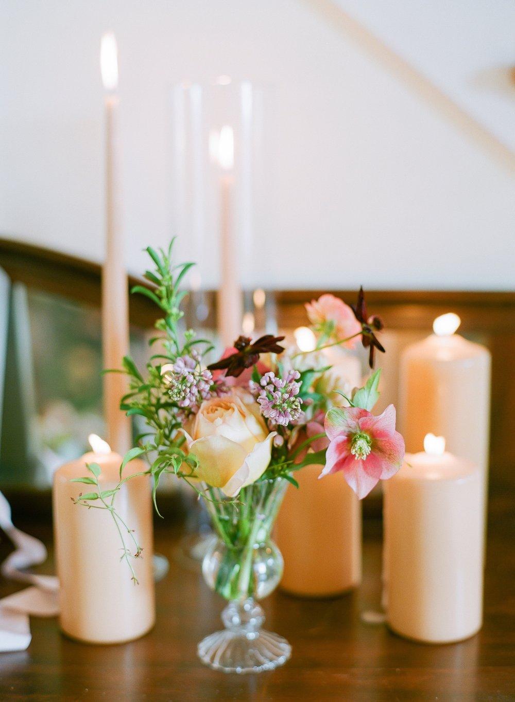 wile events petite arrangement
