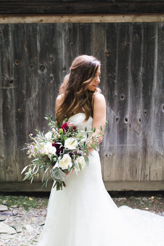 wile events bouquet