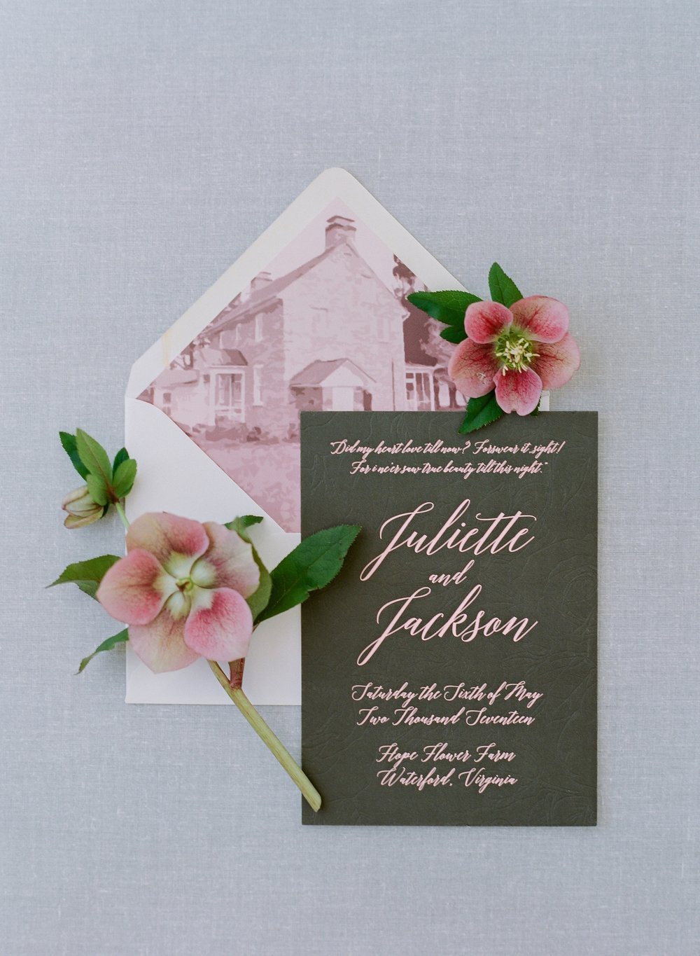Wile events invitations paper suite