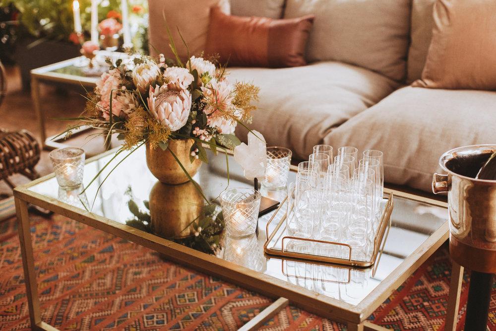 wile events floral design petite arrangements