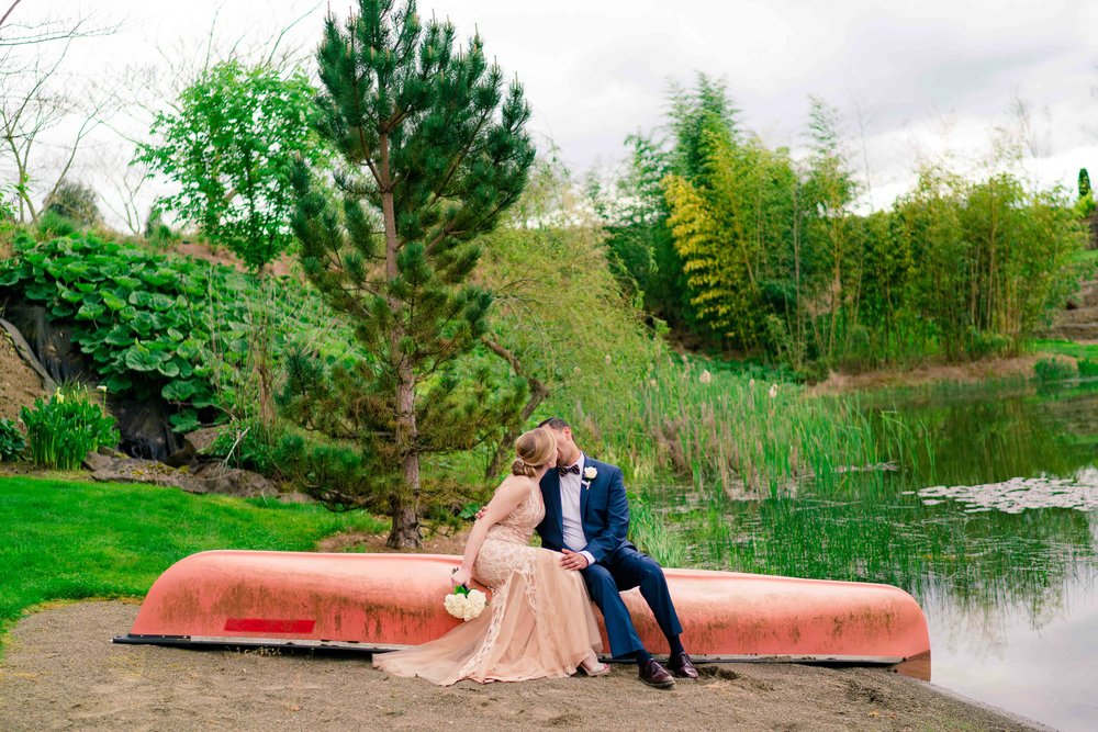 Villa Catalana Cellars wedding venue Oregon City, Oregon