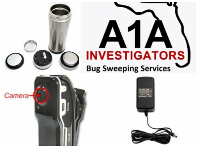 Florida Bug Sweep Investigators