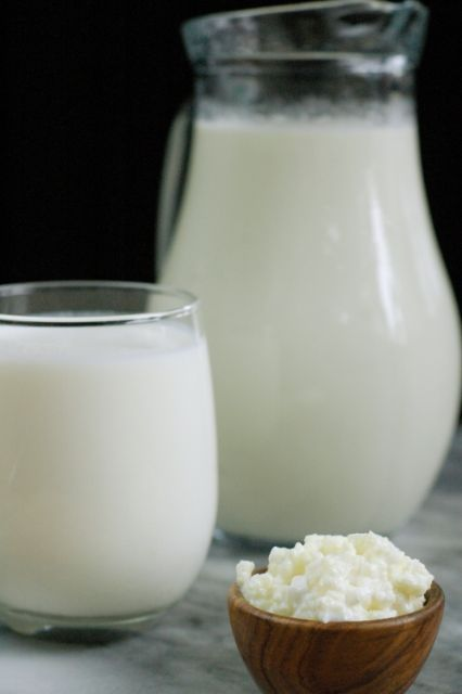 http://theadventurebite.com/how-to-make-kefir/ http://theadventurebite.com/