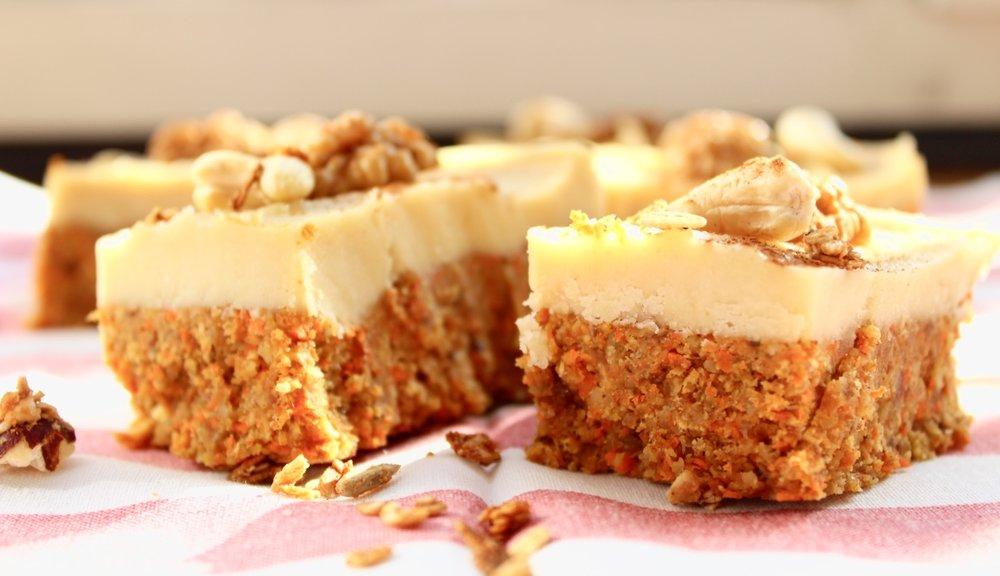 Carotte Cake Huile De Noix De Coco