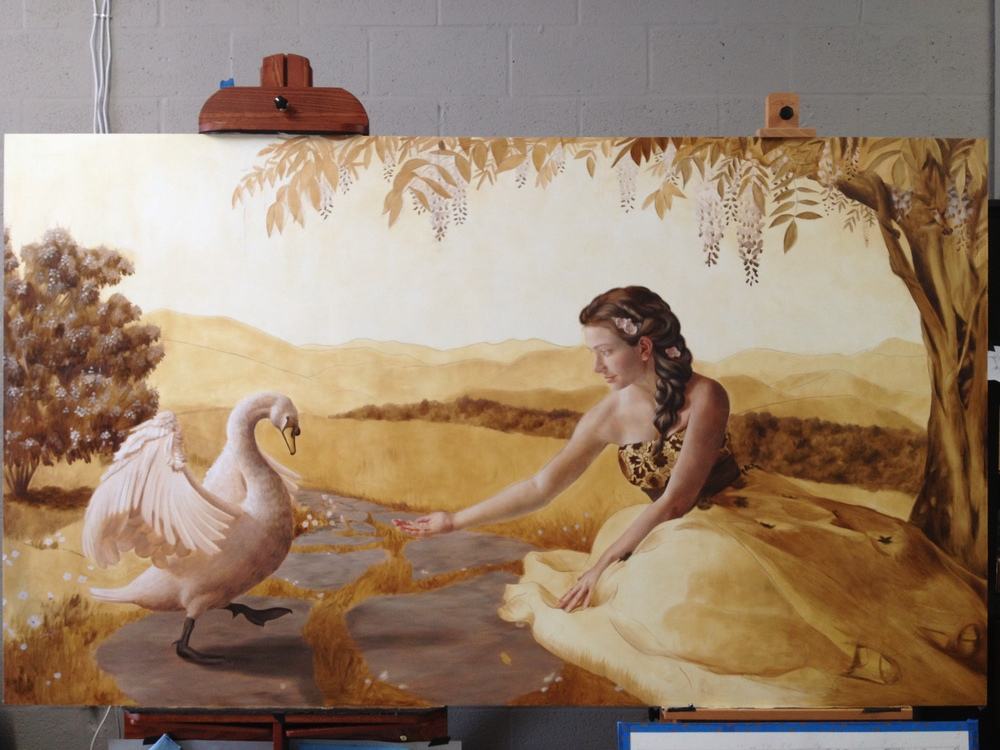 feedingloveunderpainting