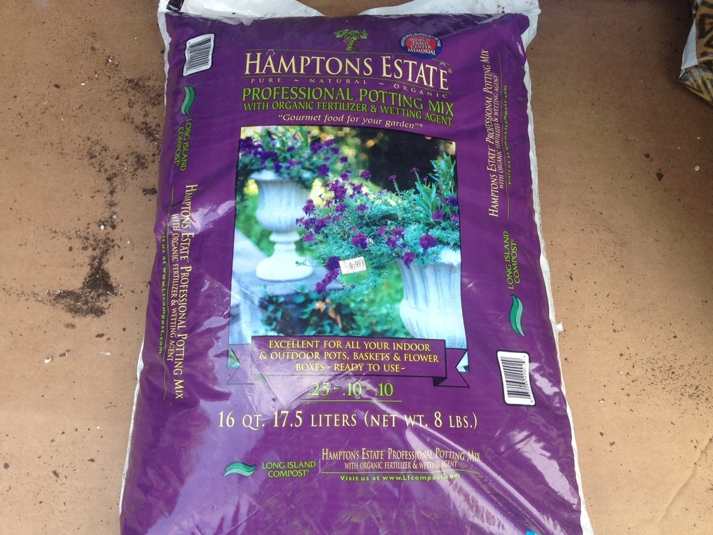Hampton Estate Potting Soil