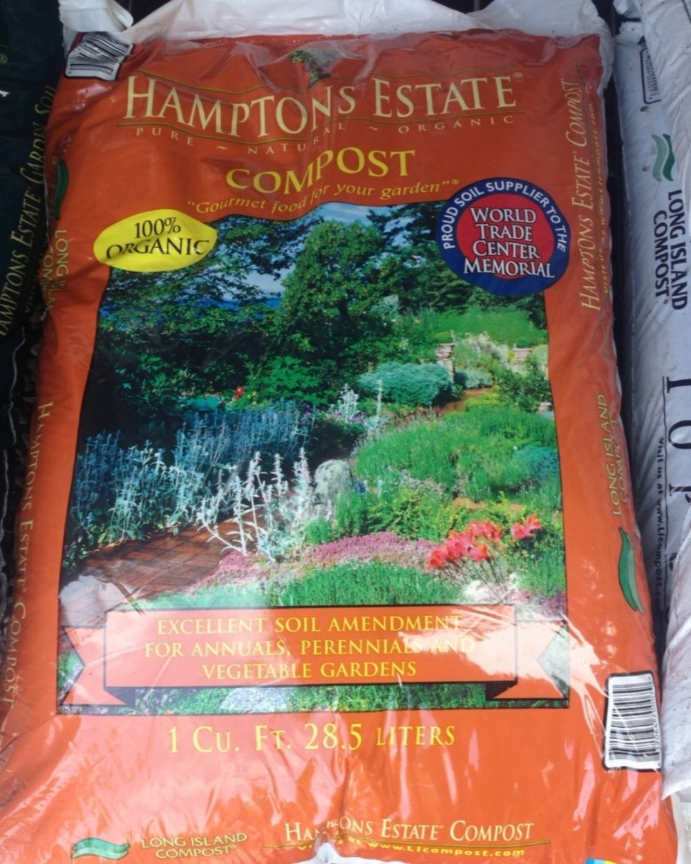 Hampton Estate Compost